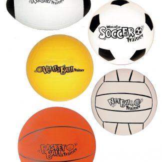 PVC Sports Balls - 5 types-0