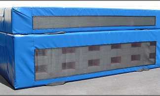 High Jump Crash Mats - 7 sizes-0