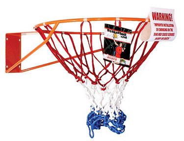 Basketball Hoop and Net-0