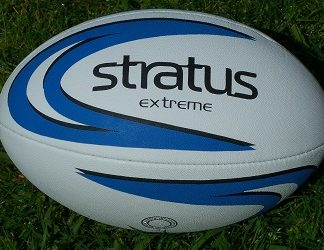 Stratus Extreme Rugby Ball - size 3-0