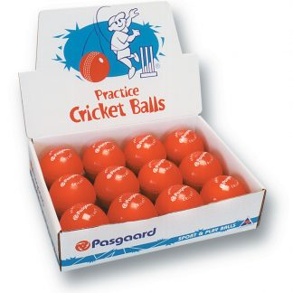 Standard Practice Cricket Ball Red-0