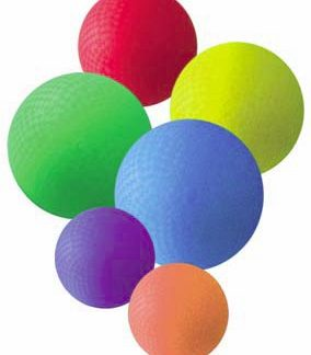 Soft PG Ball - 18cm, 22 cm & 25 cm - various colours-0