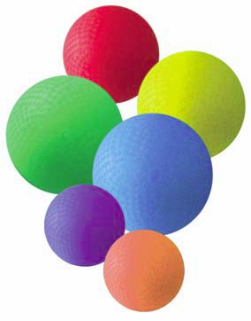 Soft PG Ball - 18cm, 22 cm & 25 cm - various colours-0