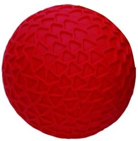 Super Grip Ball 12cm Red-0