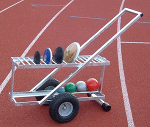 Athletics Combo Trolley - Discus / Shotput-0