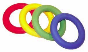 Sponge Rings - Set of 4 (for Quoits)-0