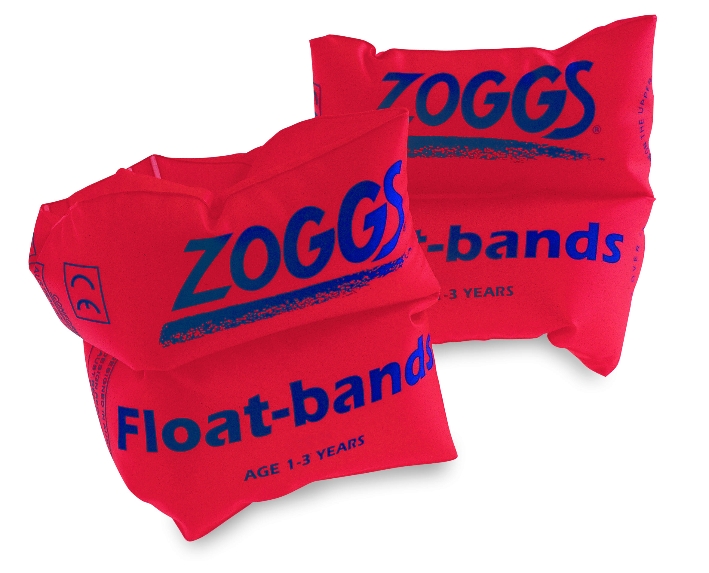 Zoggs Float-bands (size 1) - set of 6-0