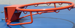 Indoor Competition Style Sprung Hoop-0