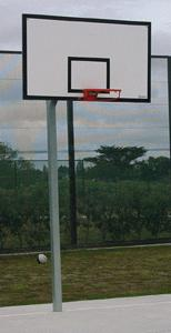 Outdoor Heavy Duty Basketball Tower-0