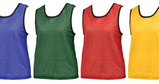 Mesh Bib - 4 sizes, 4 colours-0