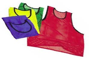 Mesh Bib - 4 sizes, 4 colours-760