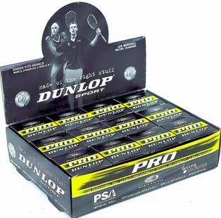 Squash Ball - Dunlop Revelation Pro-0