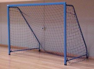 Indoor Foldaway Soccer Goals-0