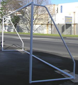 Competition Soccer Goals - Freestanding-0