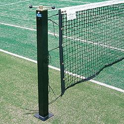 Outdoor Tennis Posts - Powdercoated RHS-0