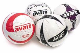 "Avaro Soccer ""Match"" Ball - Size 4-0"