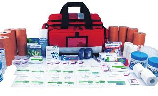 Platinum Sports First Aid Kit JUMBO Softcase-0