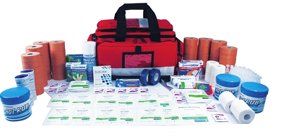Platinum Sports First Aid Kit JUMBO Softcase-0