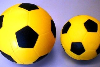 Foam Soccer Ball - size 3 or 5-0