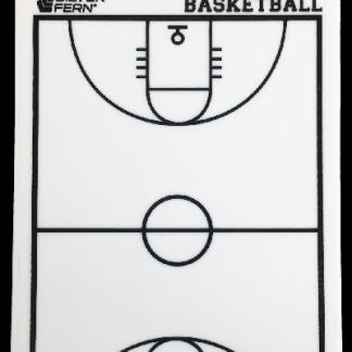 Coaches Clip Board - Basketball -0