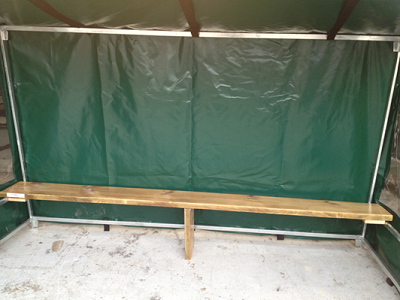 Dugout Bench Only-0