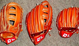 "Softball Glove - Leather 13"" Left-0"