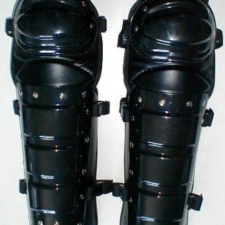 Softball Leg Guards - Junior-0