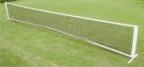 Tennis Net & Post Set - Aluminium Foldable, 3m-0