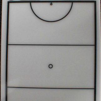 Coaches Clip Board - Netball-0