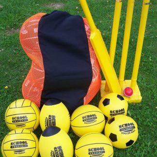 School Property PVC 5 Sport Kit-0