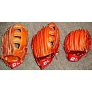 "Softball Glove - Leather/Vinyl 11"", 12"", 13"" Left or Right-0"