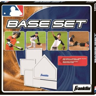 Franklin MLB 5 Piece Rubber Base Set-0