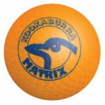 Kookaburra Matrix Dimple Hockey Ball - Orange-0