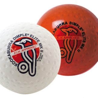 Kookaburra Dimple Elite Hockey Ball - Orange-0