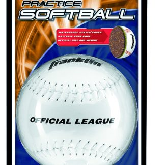 "Franklin Synthetic Softball 12""-0"