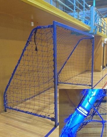 Soccer Net Straps - Small, 20 Pack & Bag-0