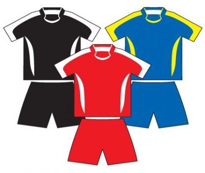 Stratus Sports Uniform Set - Kids, CLEARANCE-2949