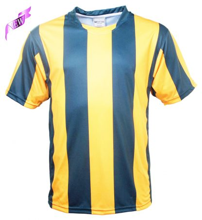 Sublimated Soccer Shirt - 8 colours, kids-2744
