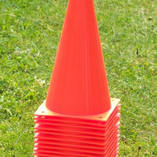 """Plastic Cone 9"""" x 20 Plus Stand-0"""