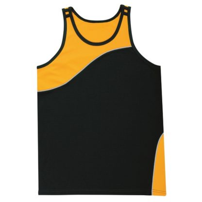 Sports Singlet - Adults & Kids, 8 Colours-2984