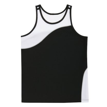 Sports Singlet - Adults & Kids, 8 Colours-2985