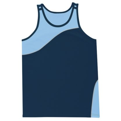 Sports Singlet - Adults & Kids, 8 Colours-2986