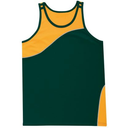 Sports Singlet - Adults & Kids, 8 Colours-2987