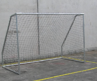 Intermediate Soccer Goals - Freestanding 4m x 2m-0