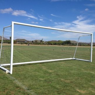 International Soccer Goals - Aluminium, Freestanding-0