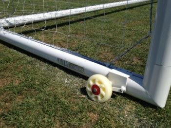 International Soccer Goals - Aluminium, Freestanding-3125