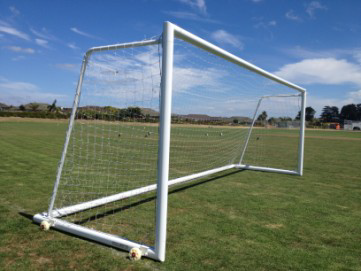 International Soccer Goals - Aluminium, Freestanding-3126
