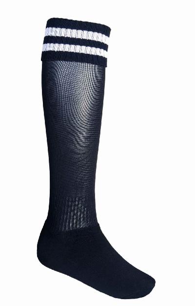 Twin Stripe Sports Socks - 7 colours-3176