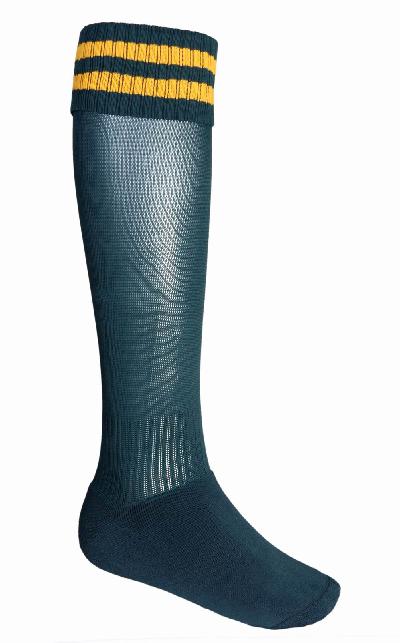 Twin Stripe Sports Socks - 7 colours-3177