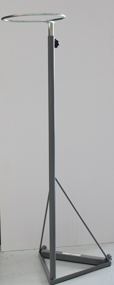 Netball Unit Junior Freestanding Telescopic-0